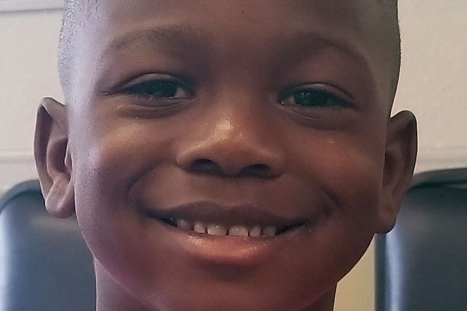 De-Earlvion Whitley is shown in a photo provided by the family. The four-year-old was sleeping in his Eastside home when he was shot and killed by a bullet fired in a drive-by shooting. His mother, 29-year-old Cyntwanisha Whitley, was struck twice in her left leg by the bullets.