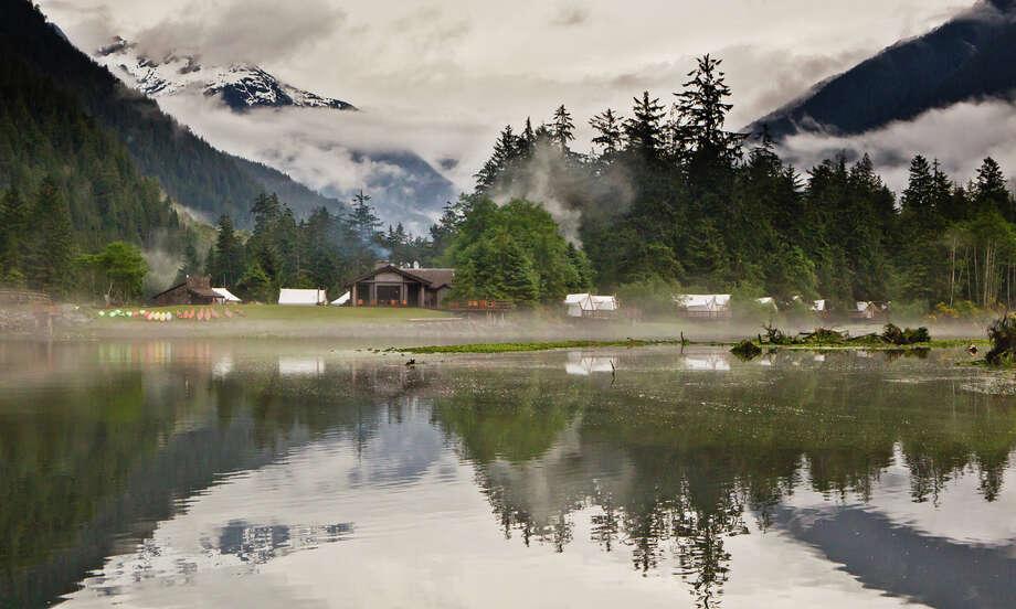 Clayoquot Wilderness Resort Photo: Courtesy Clayoquot Wilderness Resort