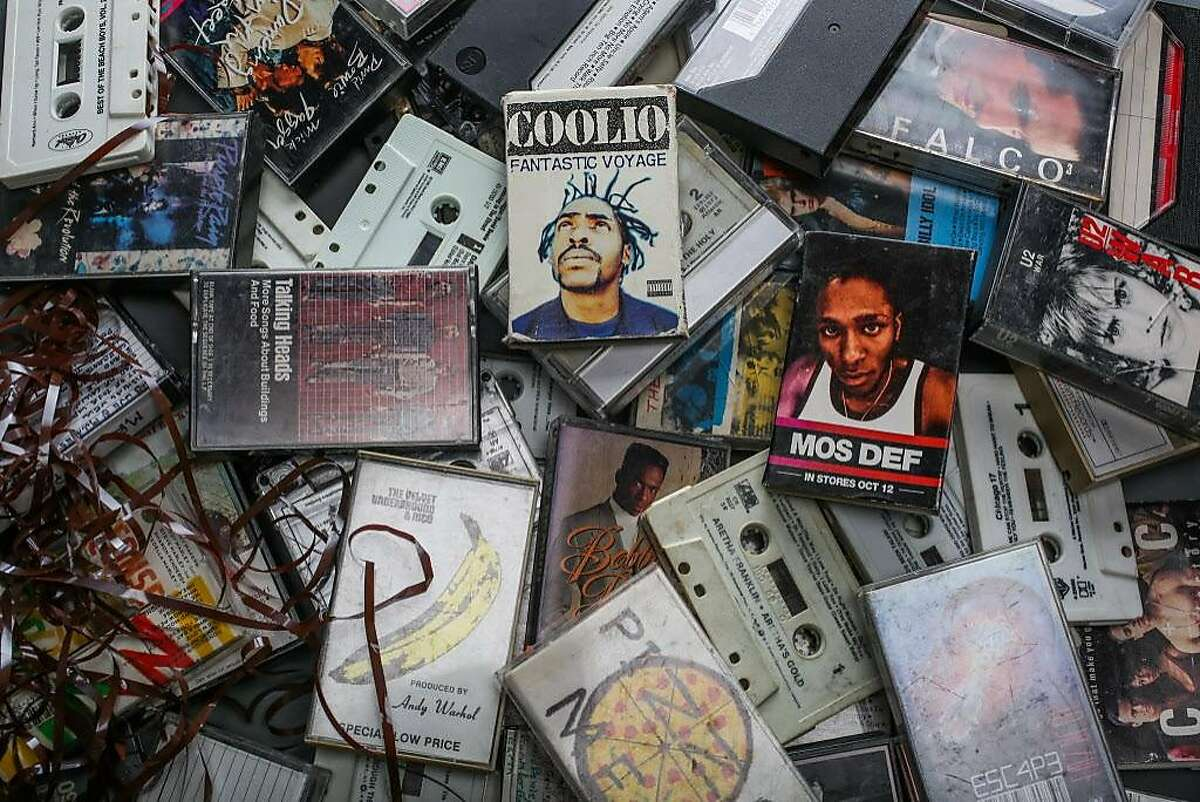 Billboard reported in January that cassette sales spiked 76 percent in 2016.
