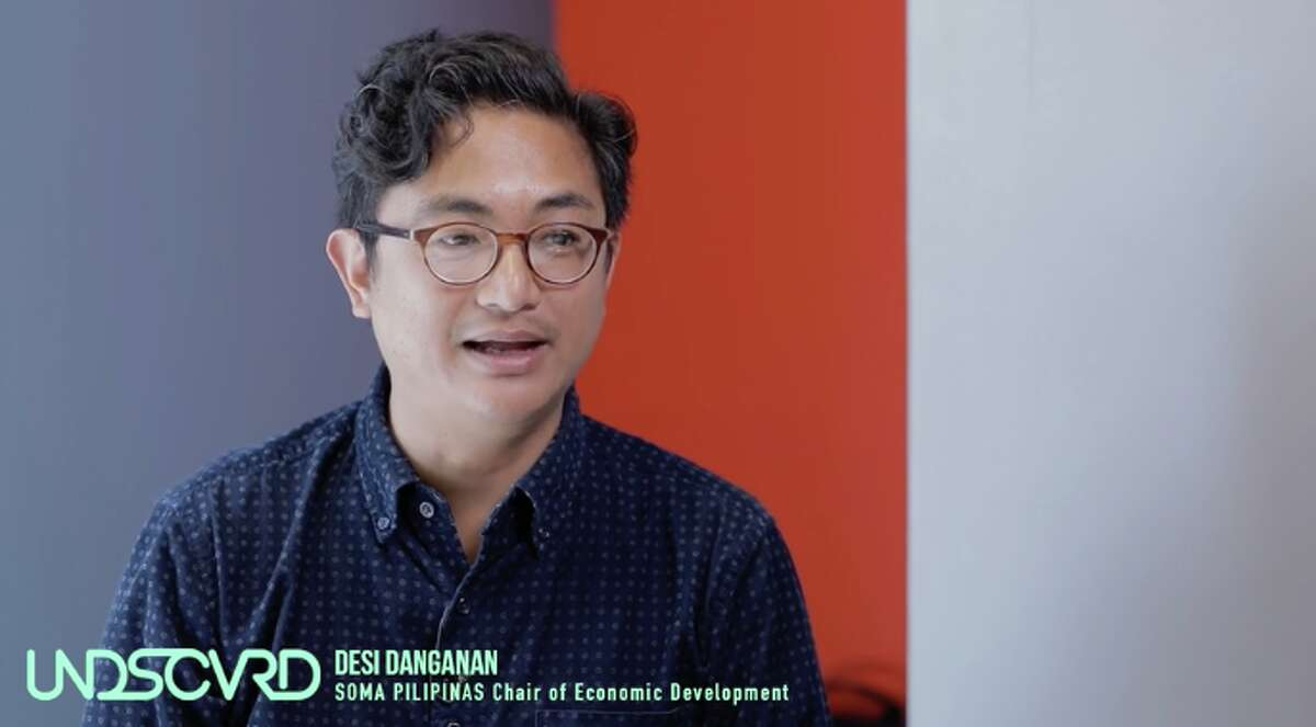 Desi Danganan, the executive producer of Kultivate Labs, talks about Undiscovered SF in a promotional video for crowdfunding campaign for the event. Kultivate Labs is producing the events, which Danganan hopes will bring back some of the old flavor of the city.
