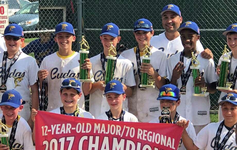 Brookfield advances to 12U Cal Ripken World Series - NewsTimes