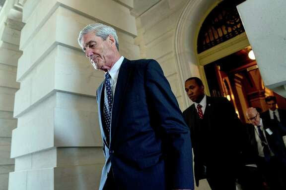 Former FBI Director Robert Mueller is leading the probe of Russian interference in the 2016 election.