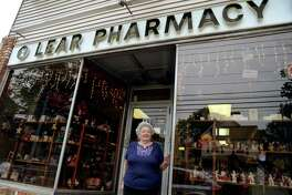 Joan Radin who owns Lear Pharmacy along Wakelee Avenue, was rejected in her bid to run again as a Republican alderwoman representing the fifth ward Thursday night.