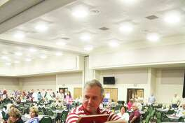 Liberty County Tax Assessor-Collector Rick Brown will be drawing for the prizes at the Liberty-Dayton 500 on July 28 beginning with dinner at 6 p.m.