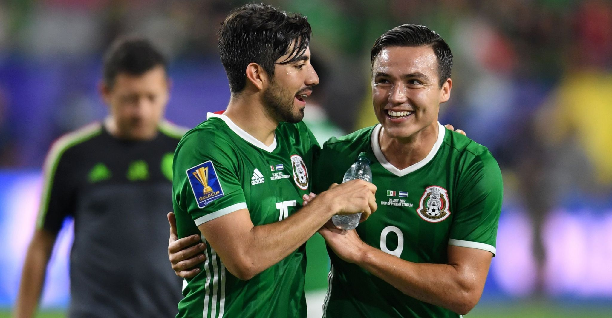 8613b523578 Rodolfo Pizarro s goal gives Mexico win over Honduras - Houston Chronicle
