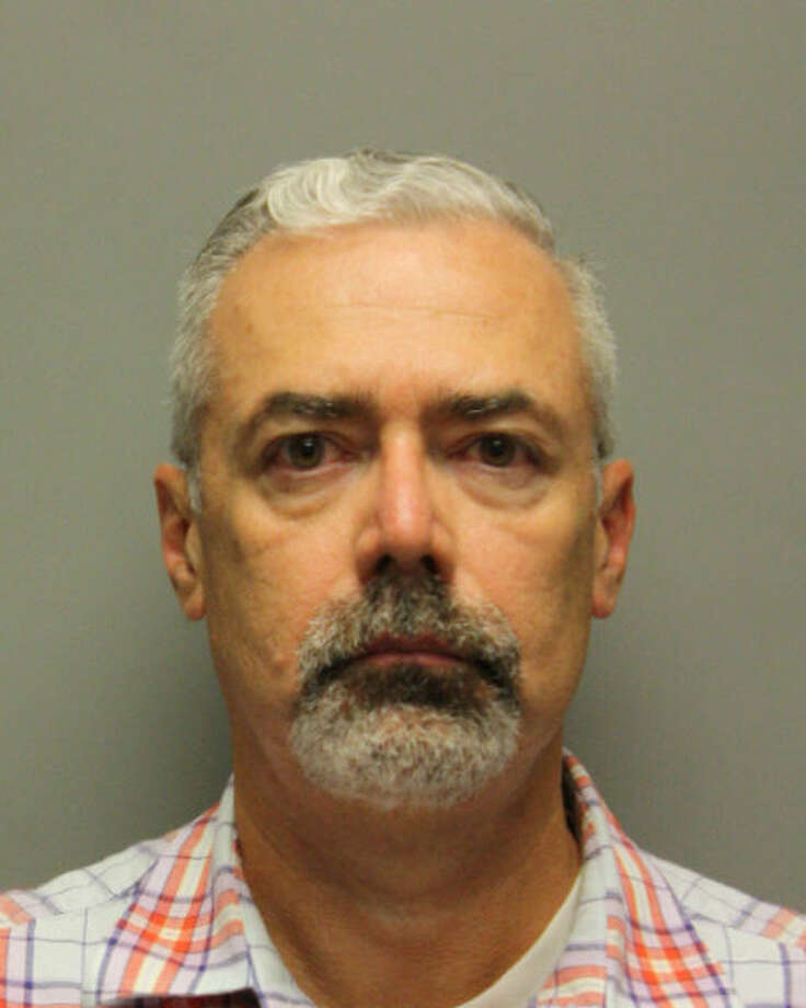 Eddie Hilburn, a pastor in Montgomery County, was arrested and charged with prostitution Wednesday. Click through to see photos of more than 170 men arrested before the Super Bowl this year in a sting. Photo: Harris County Sheriff