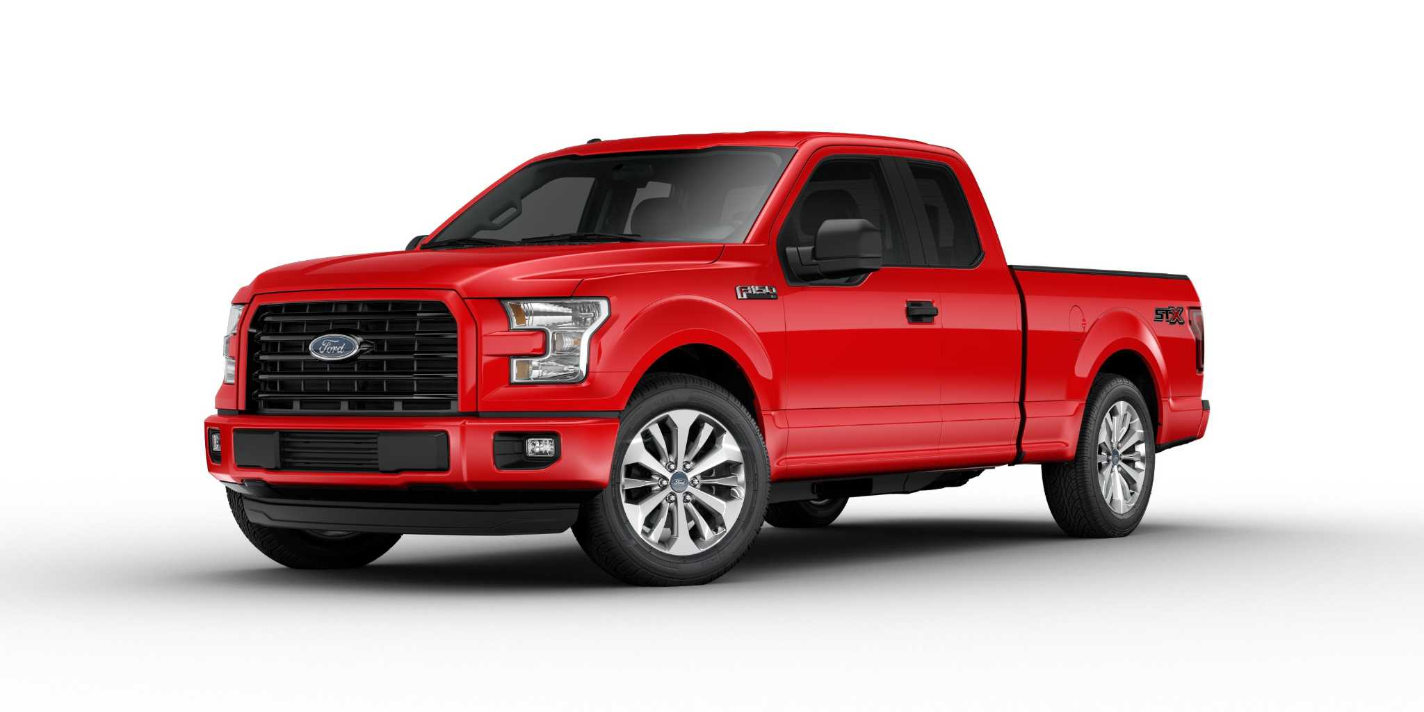 Ford savoring supercharged sales of F-150, Super Duty