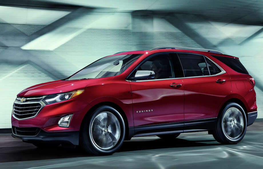 The all-new 2018 Chevrolet Equinox is a fresh and modern SUV sized and designed to meet the needs of the crossover customer. It has an all-new, athletic look echoing the global Chevrolet design cues seen on vehicles such as the Cruze, Bolt EV and 2017 Trax. Photo: General Motors Co.
