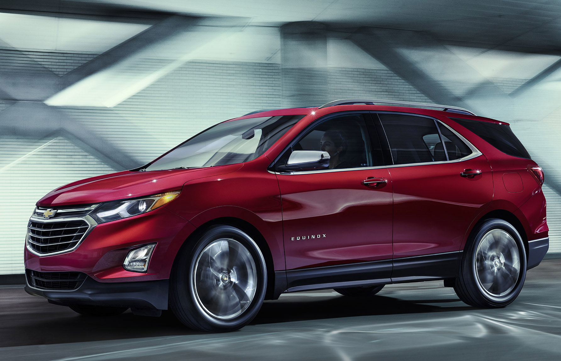 Next-generation Chevy Equinox crossover now on sale