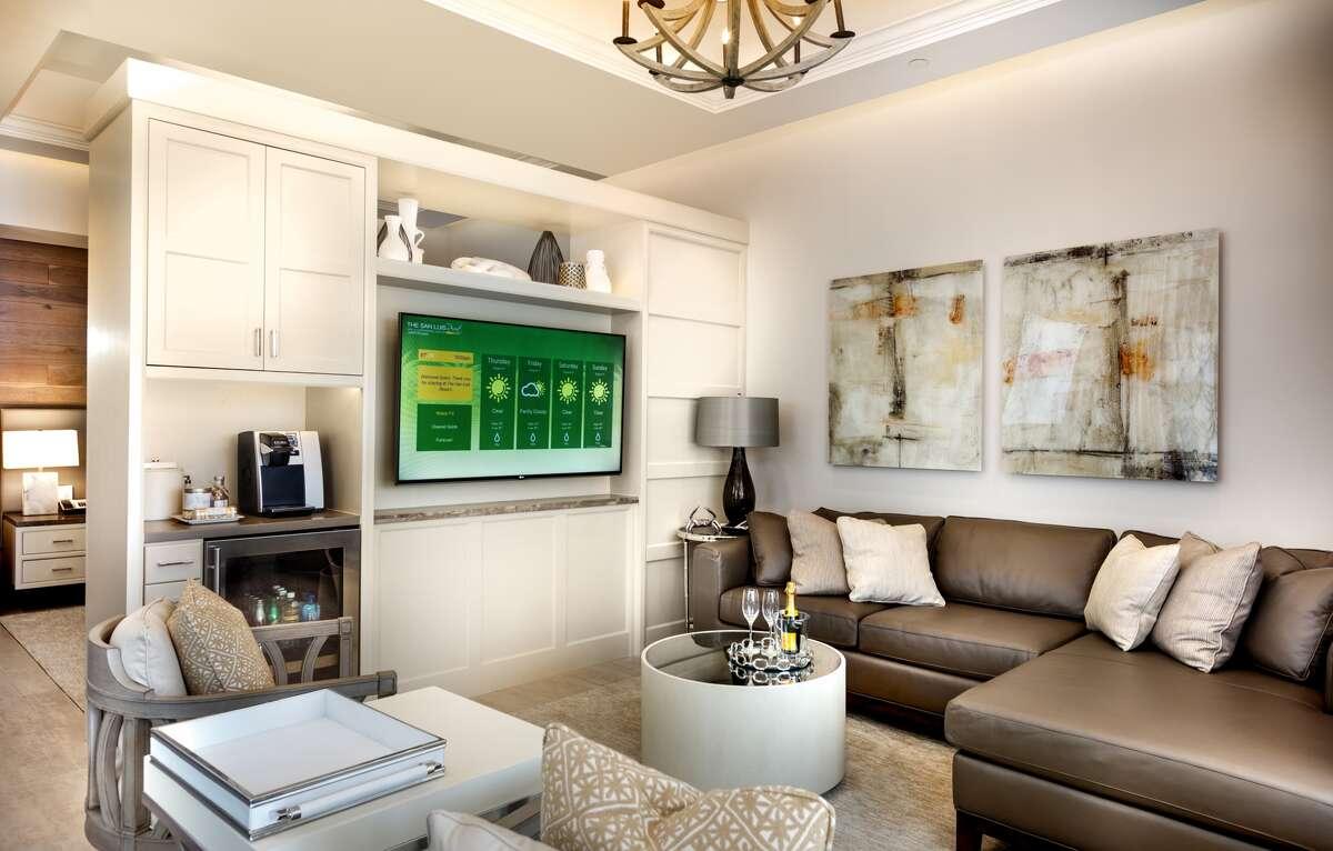 The San Luis Resort 5222 Seawall Blvd.  Galveston