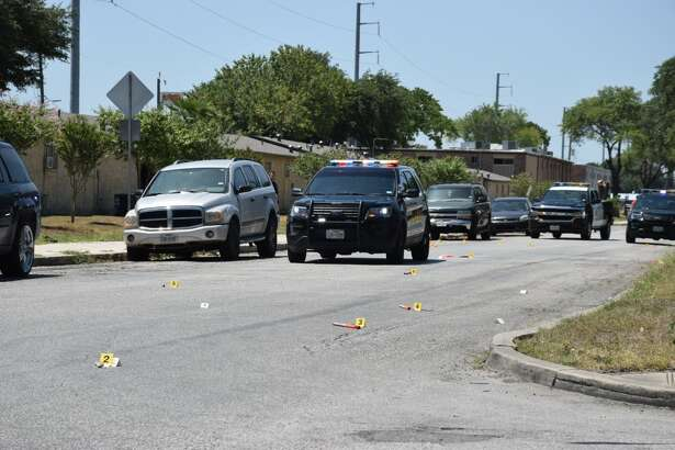 Police on Friday, July 21, 2017, responded to reports of a shooting around 11:15 a.m. in the 6900 block of Glendora Avenue on the East Side.