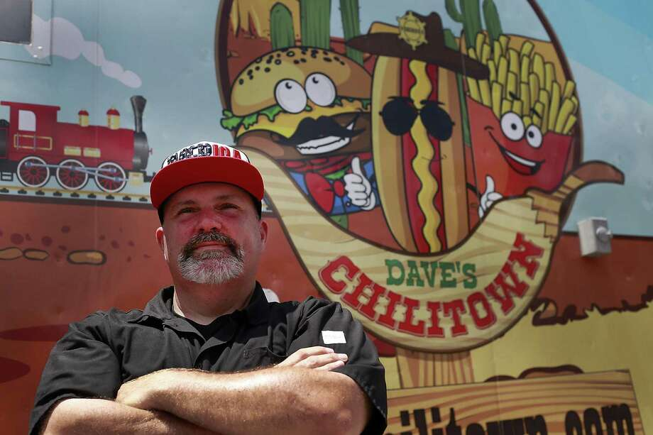 Over 50 recipes later, Dave di Prima finally had the perfect chili recipe that was not too thick nor too thin to open up San Antonio's very first chili house. Photo: Srijita Chattopadhyay /San Antonio Express-News / © 2017 San Antonio Express-News