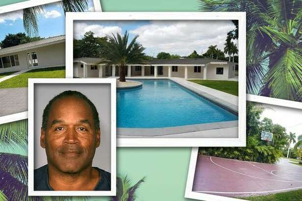 O.J. Simpson's former Miami home is for sale. The home went into foreclosure in 2008 shortly after Simpson went to jail on armed robbery charges.
