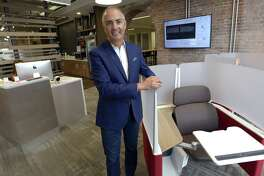 John Arenas is CEO of Serendipity Labs, which operates a shared working complex at 700 Canal Street in Stamford, Conn.