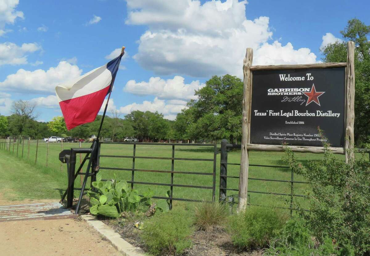 Garrison Brothers Distillery makes some Texas Straight Bourbon Whiskey that is earning accolades in the industry and giving visitors along Wine Road 290 between Johnson City and Fredericksburg an alternative beverage to sample.