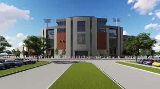 Prosper ISD, a school district north of Dallas, recently revealed the design for their new stadium.