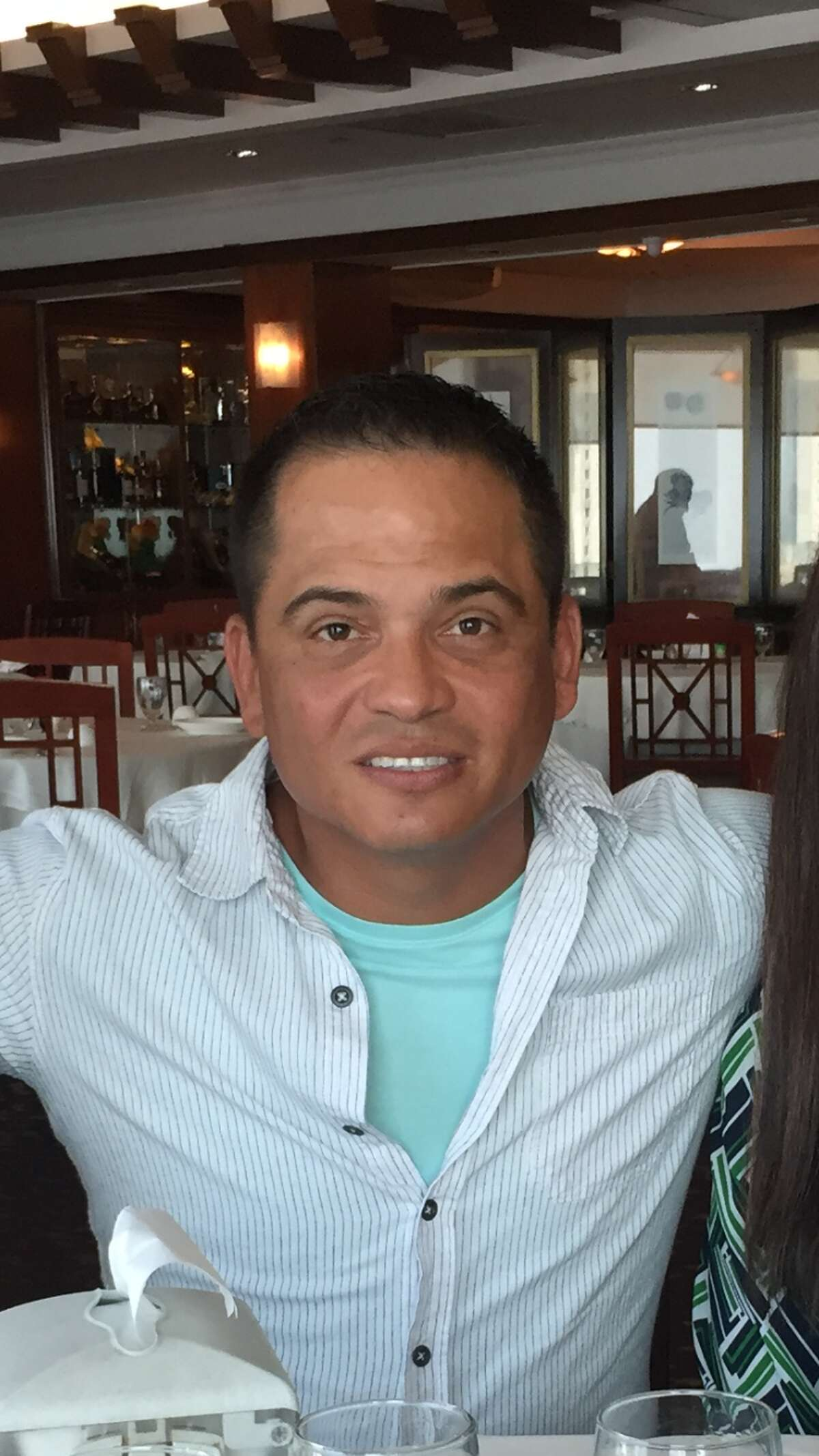 Gabriel Cornejo, of Houston, is on the hook for $65,000 in child support for a child that's not his.