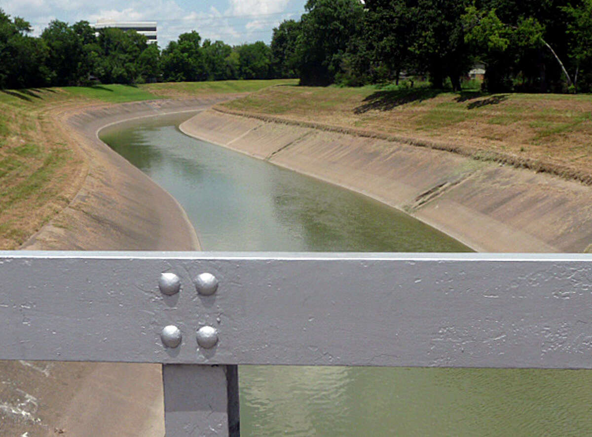 Brays Bayou Greenway: A lot of it does exist.