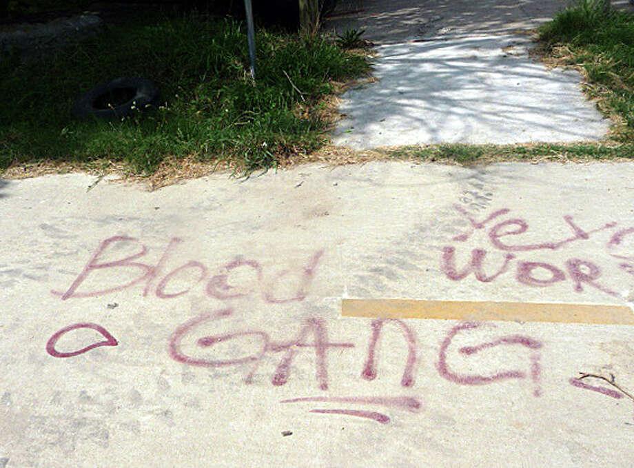 Not official Parks Board signage. Photo: David Olinger