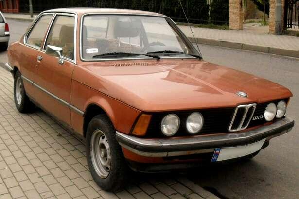 BMW 320, E21