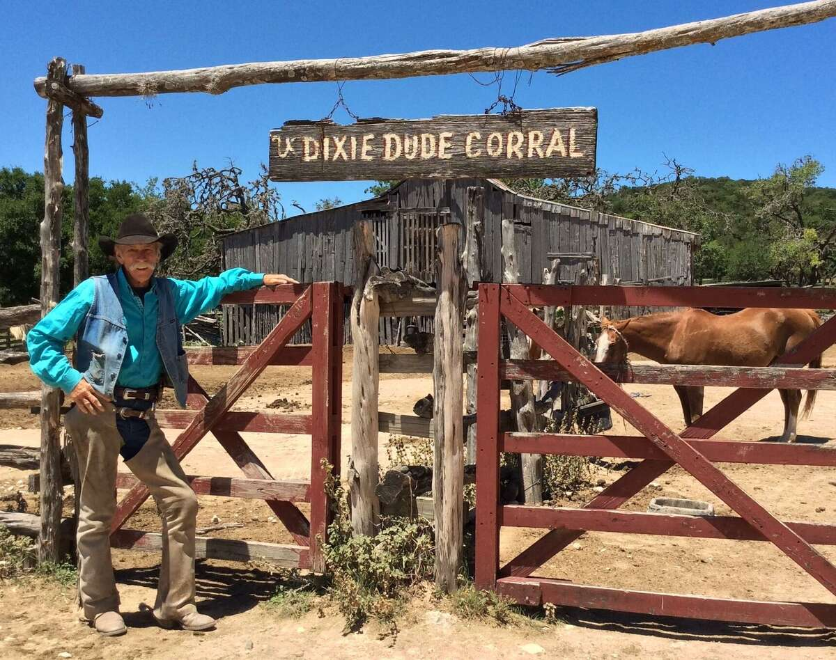 Dixie Dude Ranch 833 Dixie Dude Ranch, Bandera, Texas 78003; phone: 830-796-7771 Perhaps the most popular dude ranch in the state, this facility offers the quintessential wild-west experience. With good reason: real cowboys work the real rodeos and tend to the variety of rugged landscapes and their goats, longhorns and pigs. The 725-acre Hill Country expanse offers horseback riding, barbecue cookouts, rustic cabins, fishing and hiking. Unwind after a full day with a visit to the ranch's swimming pool, or opt for some massage therapy. You may need one after a hay ride or fossil hunting. This Certified Historic Texas Ranch option is great for families but also welcomes solo travel, especially now. Rates average $140 to $170 per night.