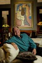 John Mecom Jr. (cq), former Saints owner talks about his time owning the New Orleans Saints and how happy he is for the team Thursday, Jan. 28, 2010,in his Houston home. ( Nick de la Torre / Chronicle )