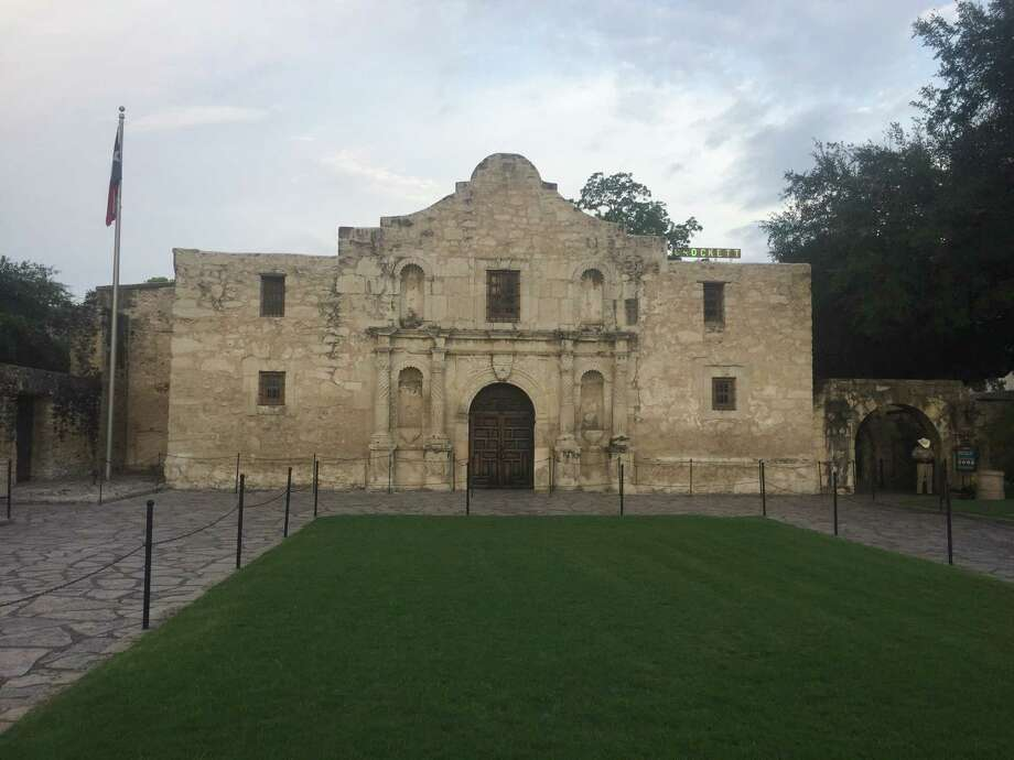 1836: Mexican Gen. Antonio Lopez de Santa Ana led about 1,500 Mexicans into the Alamo where all of the Texians (Mexican Texans) inside the structure were killed. Many historians believe that Santa Ana's cruelty at the Alamo led Texians to join Sam Houston's army in the Battle of San Jacinto. Photo: Suzanne Garofalo, Suzanne Garofalo / Houston Chronicle