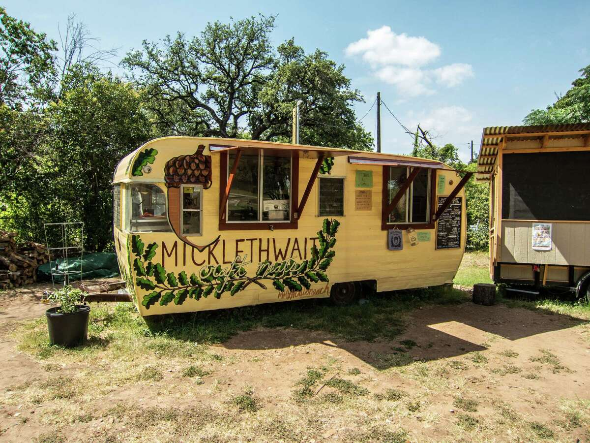 Micklethwait Craft Meats in Austin lends itself to the experience of barbecue in sizzling summer.