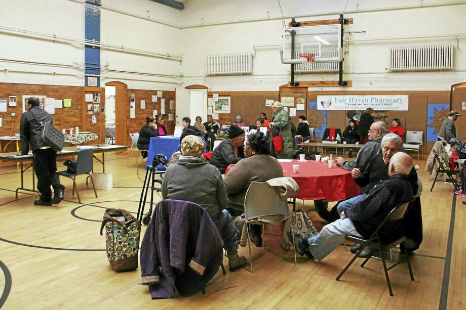 The Atwater Senior Center on Wednesday, Jan. 20, in New Haven. Esteban L. Hernandez New Haven Register Photo: Journal Register Co.