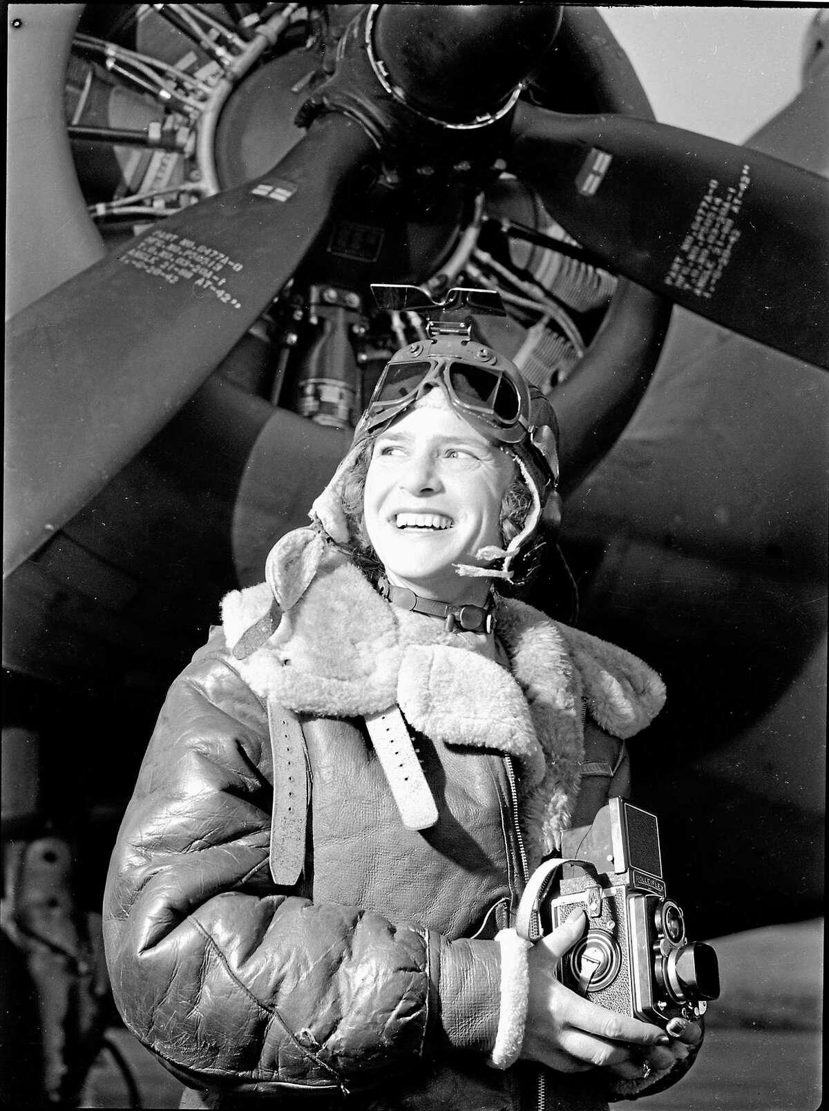 Margaret Bourke-White First female American war journalist