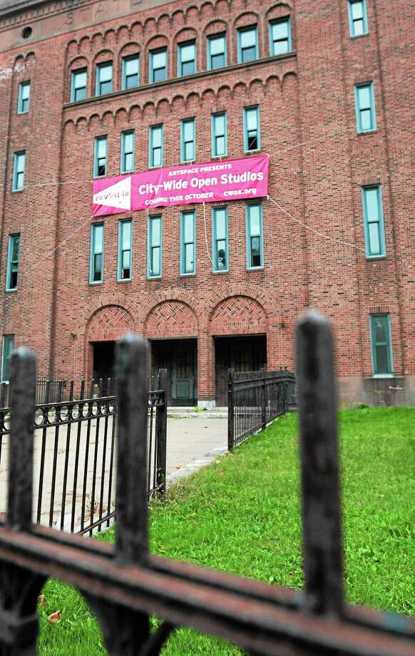(Peter Hvizdak — Register) Goffe Street Armory is at 290 Goffe St. in New Haven. Photo: New Haven Register / ©Peter Hvizdak /  New Haven Register
