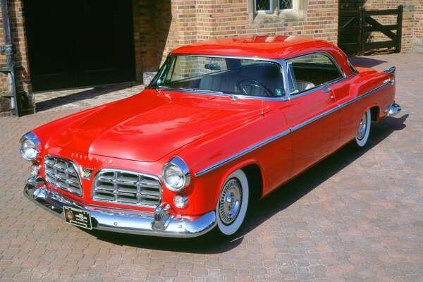 1955 Chrysler c300, 2000. (Photo by National Motor Museum/Heritage Images/Getty Images)