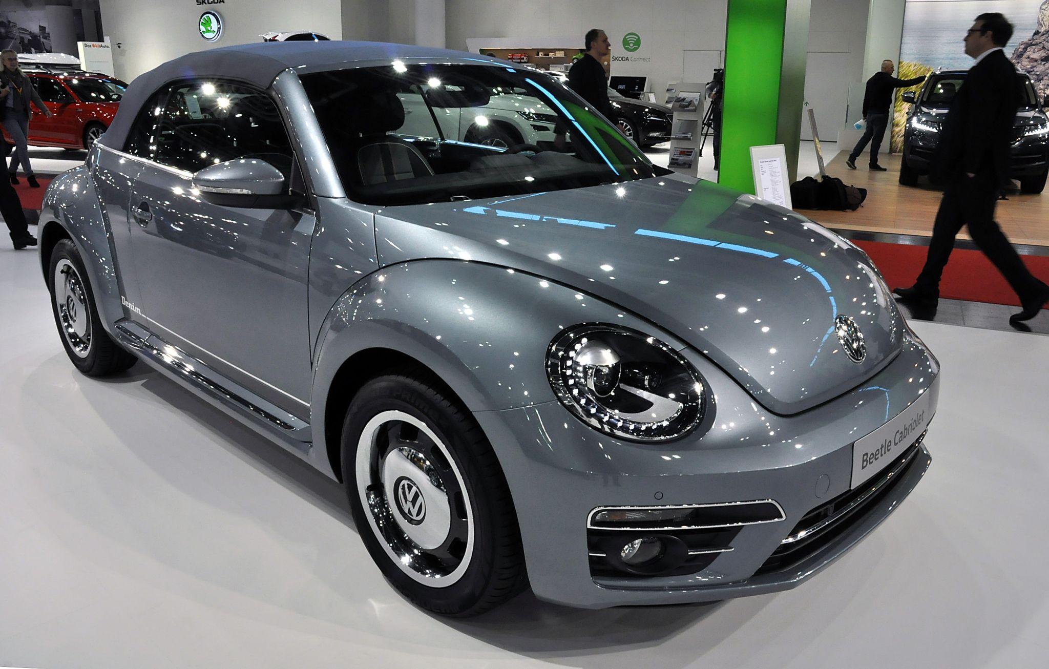 Volkswagen to stop making Beetles Houston Chronicle