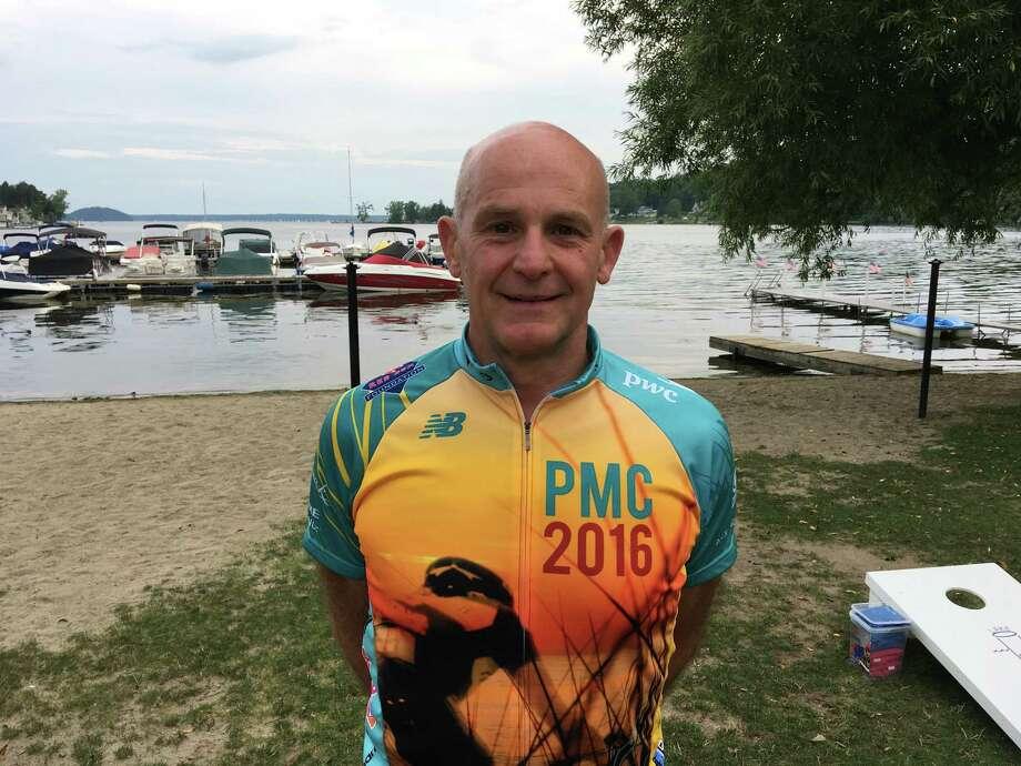 Mark Moreau of Saratoga Springs