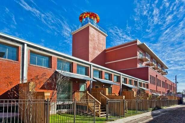 3. Steel House Lofts.
