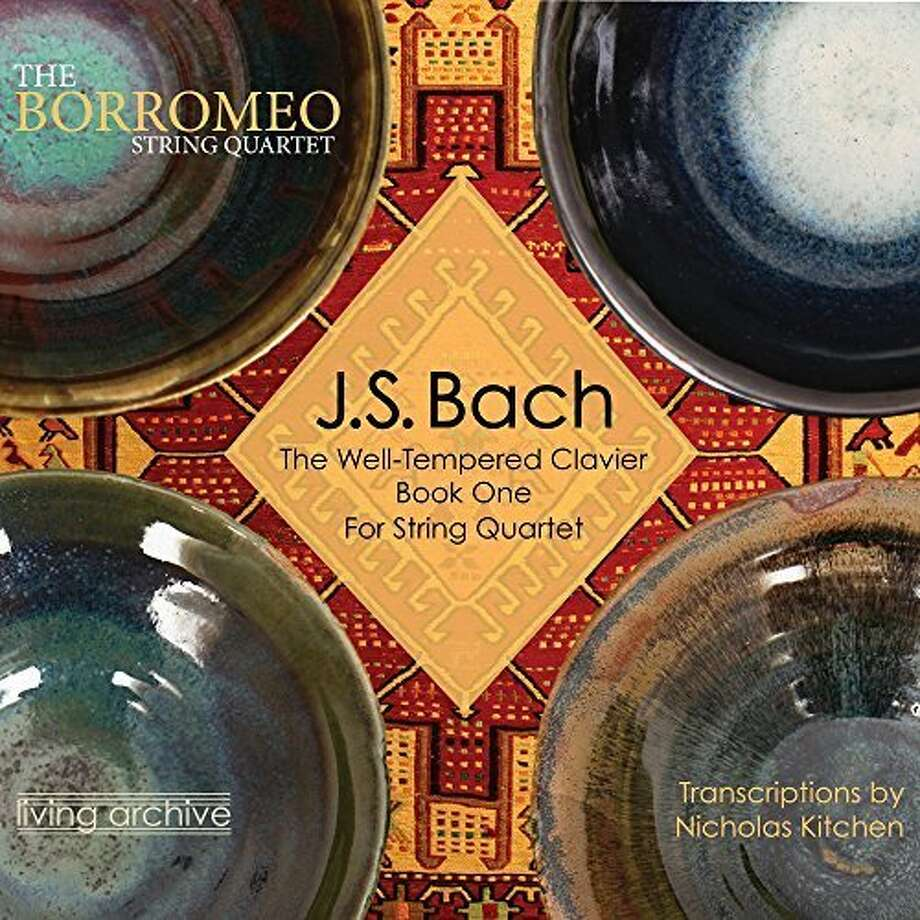 Amber Bach bach, 'well-tempered clavier,' book 1 - sfgate