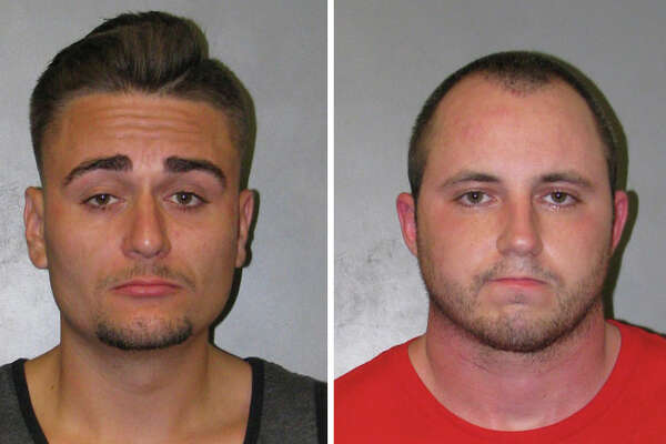 Jeffrey Stahlhut and James Vernon are charged with felony possession of a controlled substance with intent to distribute in Harris County.