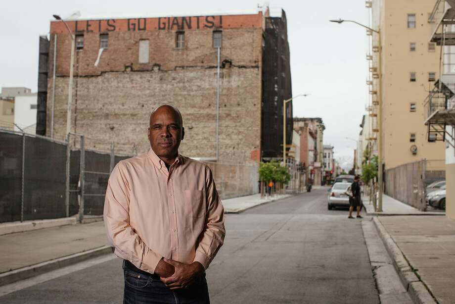 Best-selling San Francisco author Steve Phillips says Democrats need to reach out more African Americans. Photo: Peter Prato, Special To The Chronicle