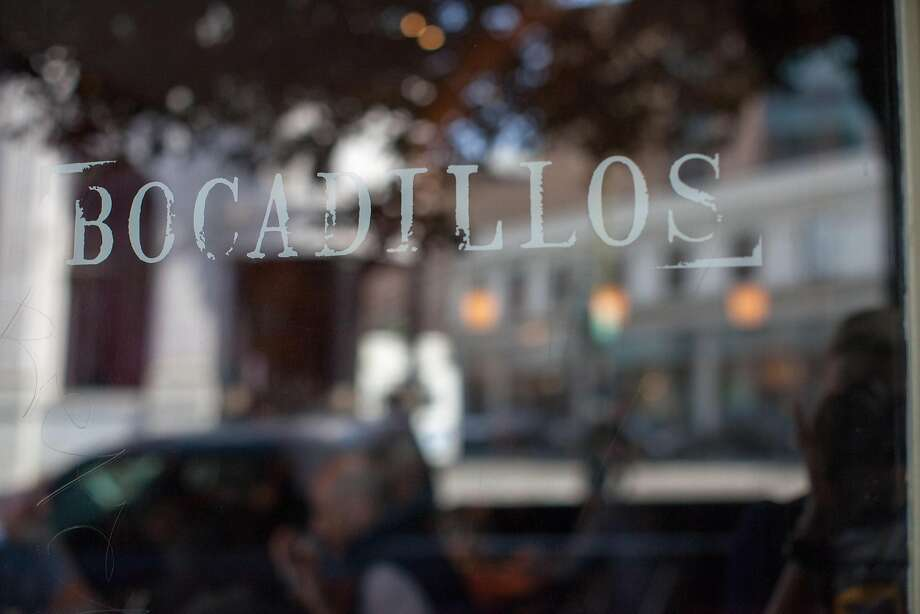 Bocadillos is closing after more than a dozen years in downtown San Francisco. Photo: Randi Lynn Beach, Special To The Chronicle