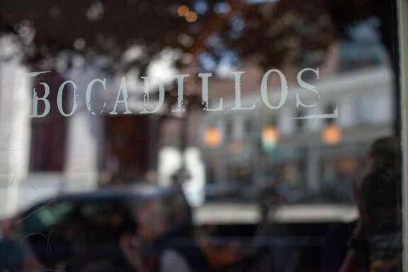 Bocadillos in San Francisco, Calif., Monday March 23, 2015.