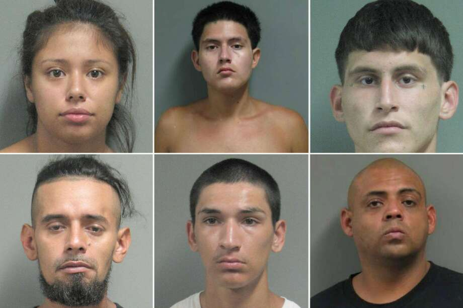 Mugshots of the accusedIn July , the Rosenberg Police Department conducted two separate raids within the same trailer park, arresting several suspects and charging them with the delivery of controlled substance in a drug free zone.Click through above to view the names, mugshots and charges of the accused persons.