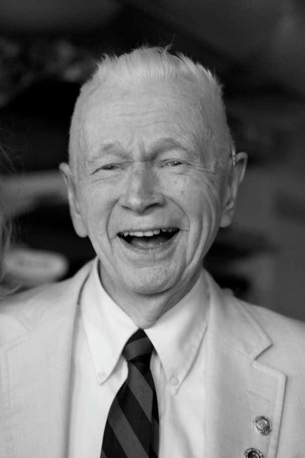 "Longtime Saratoga resident Alexander ""Sam"" Aldrich eschewed his aristocratic upbringing to champion civil rights, the environment and progressive causes. (Courtesy Aldrich family) Photo: Judy Sirota Rosenthal"