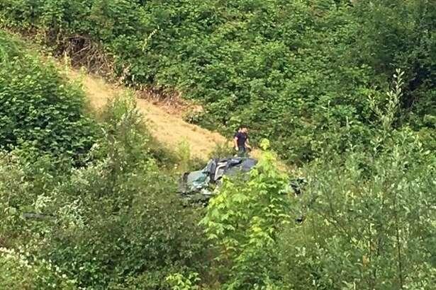Two dead in Renton crash