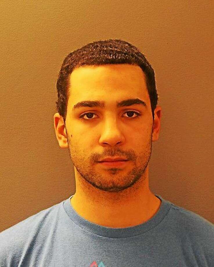 Aldo Cucciniello, 21. Courtesy of Hamden Police Photo: Journal Register Co.