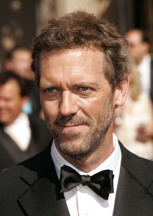 To attract more men, mainstream brands like Nivea, Dove and L'Oreal have plowed money into new products and are paying celebrities like British actor Hugh Laurie to endorse them. Laurie is shown at the 2006 Emmys in Los Angeles. Photo: Bloomberg / BLOOMBERG