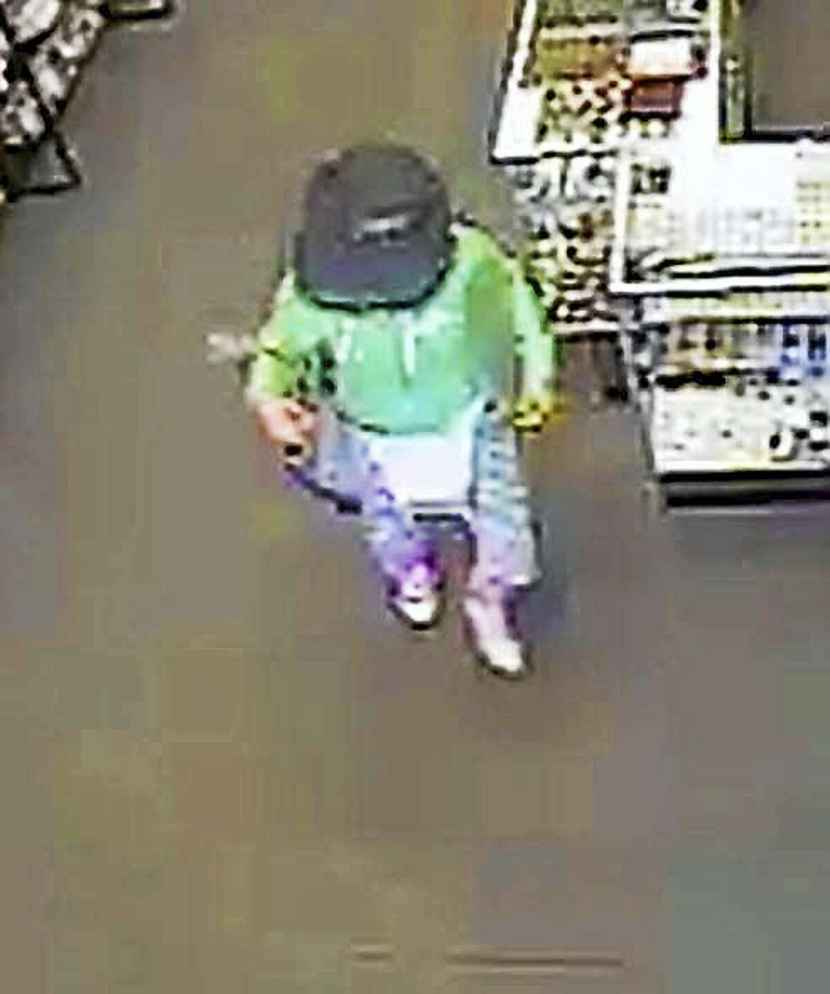 Hamden police seek four suspects in connection with an armed robbery, Wednesday, April 27, 2016, at Game X Change, 2165 Dixwell Ave. (Photo courtesy of Hamden Police Department)