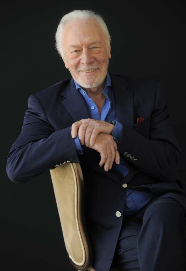 "In this photo, Christopher Plummer, a cast member in the HBO film ""Muhammad Ali's Greatest Fight,"" poses for a portrait at the Beverly Hilton Hotel in Beverly Hills, Calif. The drama about the Supreme Court decision on the boxer's conscientious objector status, debuts Saturday, Oct. 5, 2013, on HBO and stars Plummer, Frank Langella and Benjamin Walker. (Photo by Chris Pizzello/Invision/AP, File) Photo: Chris Pizzello/Invision/AP / Invision"