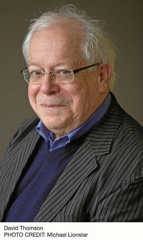 (Michael Lionstar) Film critic David Thomson Photo: Journal Register Co.