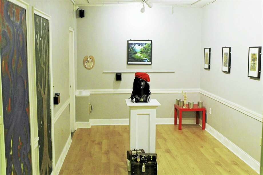 "An image of the Gallery"" at Escape New HavenContributed by Escape New Haven Photo: Digital First Media"