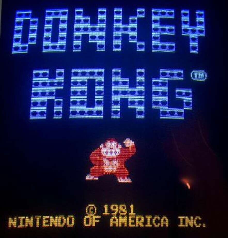 "The third annual ""Kong Off"" will take plaece Friday through Sunday at Denver bar The 1Up"" Photo: DP / Copyright - 2013 The Denver Post, MediaNews Group."
